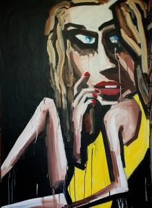 Acrylic auf Leinwand (2)