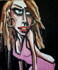 Acrylic auf Leinwand