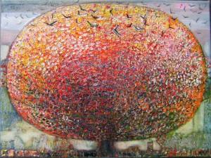 W. Iliev, Öl auf Leinwand 30x40 cm