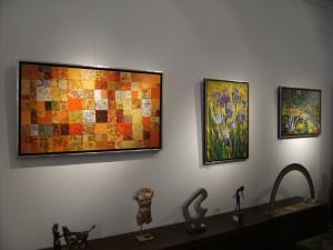 Teile aus der Ausstellung