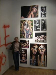 Tatiana Ponamareva mit BilderII
